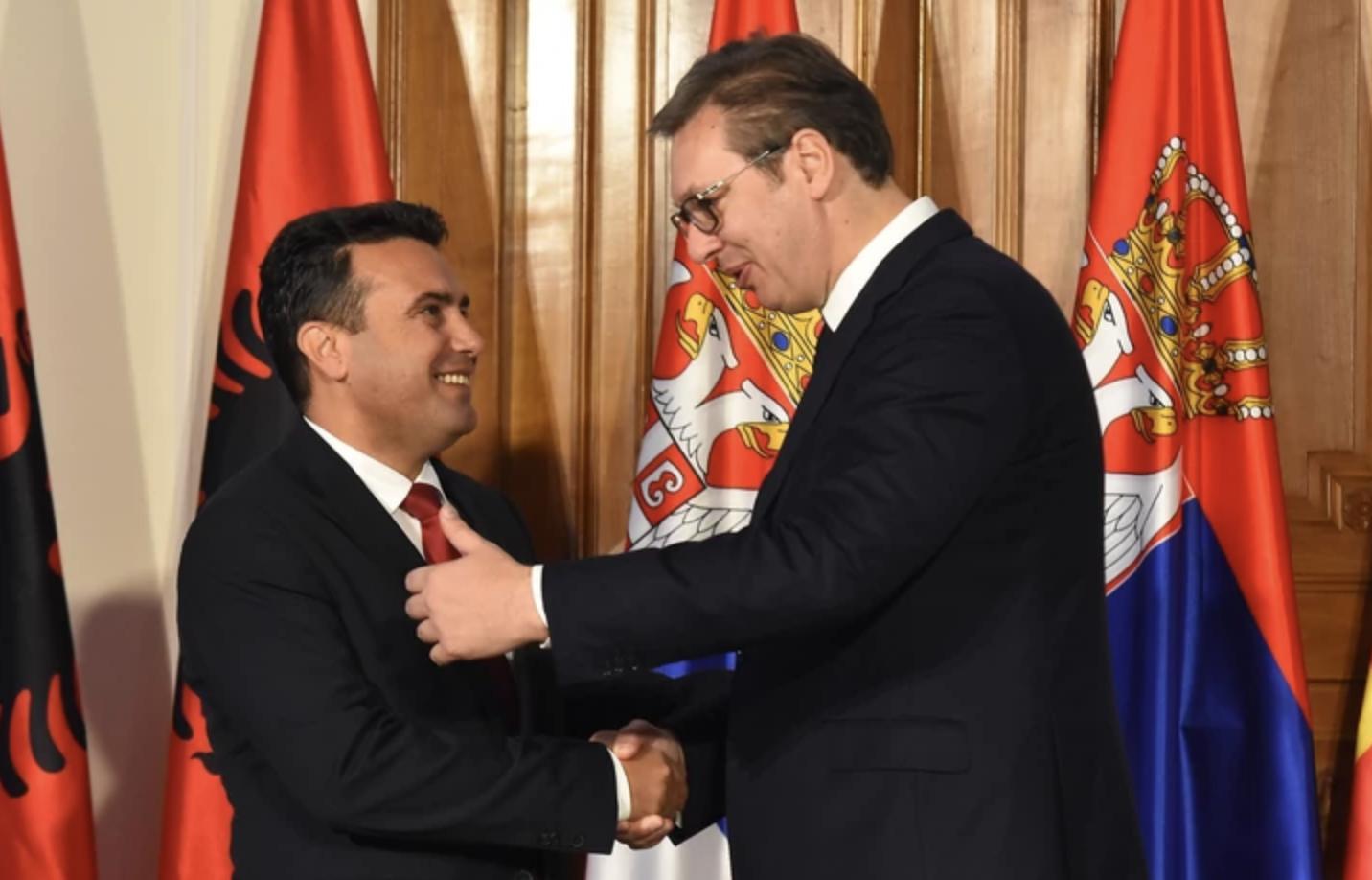 Βόρεια Μακεδονία: Ευγνώμων ο Zaev για τη νέα δωρεά εμβολίων από την Σερβία