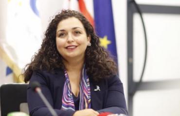 Κοσσυφοπέδιο: Η Osmani αναλαμβάνει επίσημα την Προεδρία