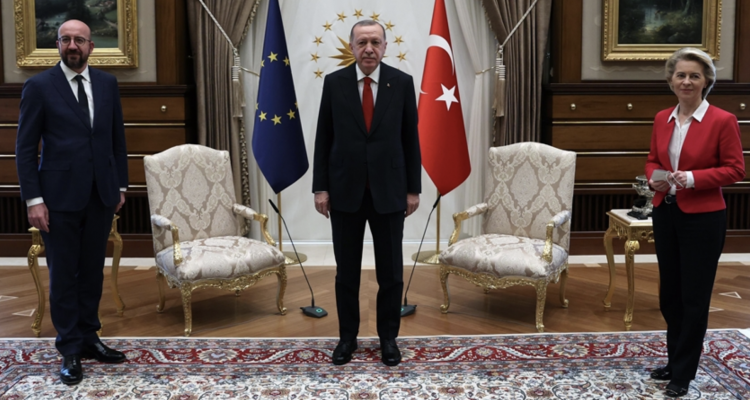 Michel: Ναι στην επωφελή συνεργασία ΕΕ-Τουρκίας αλλά και προάσπιση των συμφερόντων της ΕΕ και των κρατών μελών