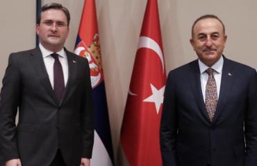 Σερβία: Τηλεφωνική επικοινωνία Selakovic- Çavuşoğlu, λίγες ώρες μετά την τριμερή των ΥΠΕΞ Ελλάδας-Κύπρου-Σερβίας