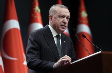 Τουρκία: Για ΕΕ, Λιβύη, Τουρκικό Συμβούλιο και τα νέα περιοριστικά μέτρα, αναφέρθηκε ο Erdogan με το τέλος του Υπουργικού Συμβουλίου