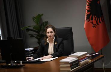 Αλβανία: Την υποστήριξη στην απόσυρση των στρατευμάτων του ΝΑΤΟ από το Αφγανιστάν, εξέφρασαν Xhaçka και Peleshi