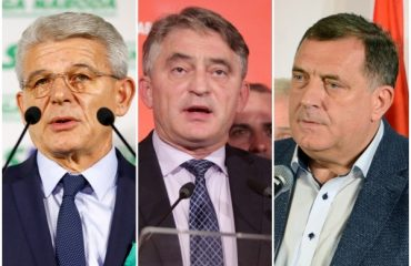 Β-Ε: Διχασμός ανάμεσα στα μέλη της Προεδρίας για το non-paper, συμφωνούν ότι «ο πόλεμος δεν είναι επιλογή»