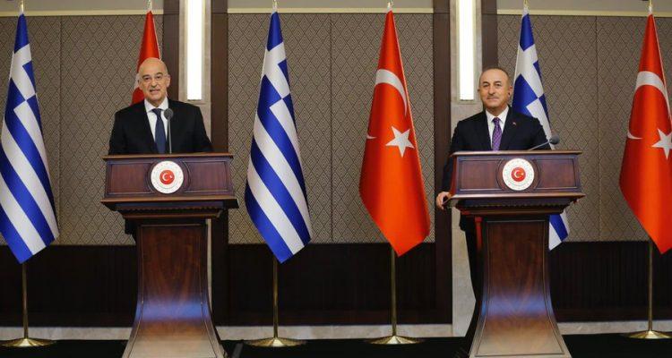 Τουρκία: Ένταση μεταξύ Δένδια Cavusoglu στην κοινή συνέντευξη τύπου