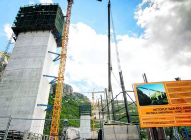 Μαυροβούνιο: Χωρίς βοήθεια από την ΕΕ για το χρέος απέναντι στην Κίνα