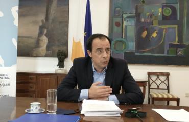 Κύπρος: Για την άτυπη διάσκεψη της Γενεύης ενημέρωσε το ΣΕΥ ο Χριστοδουλίδης