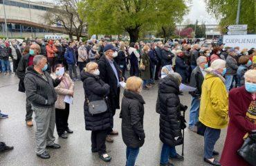Κροατία: Προβλήματα στο Ζάγκρεμπ από το έντονο ενδιαφέρον για εμβολιασμό