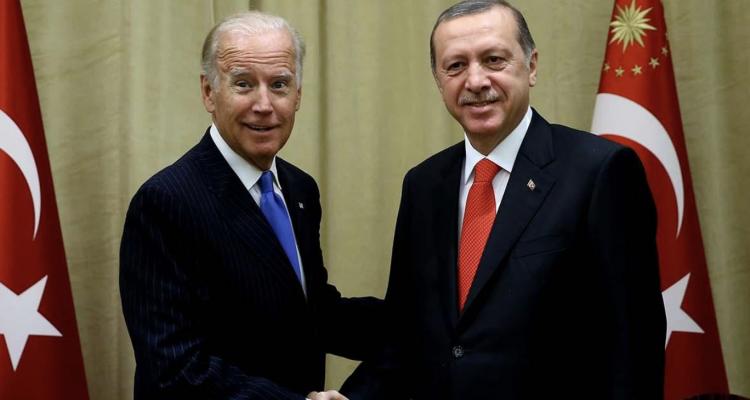 Τουρκία: Επικοινωνία Erdogan-Biden