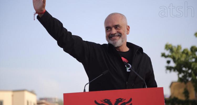 Αλβανία: Τρίτη θητεία εξασφάλισε ο Edi Rama