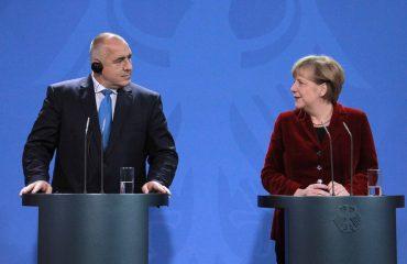 Βουλγαρία: Borissov και Merkel συνομίλησαν τηλεφωνικά
