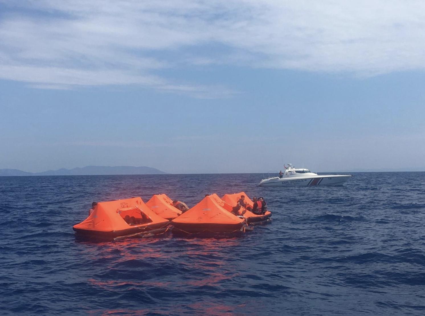 Κατατέθηκε η πρώτη προσφυγή κατά της FRONTEX για επαναπροωθήσεις στο Αιγαίο