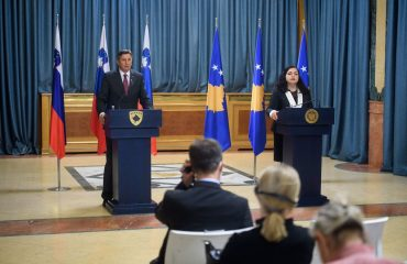 Pahor: Είμαι κατά της αλλαγής συνόρων στα Δυτικά Βαλκάνια