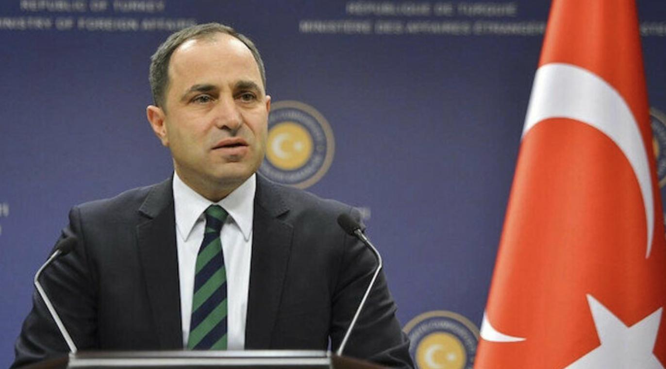 Bilgiç: Το κεφάλαιο για την Τουρκία της «Έκθεσης για την ΔΘΕ 2020» συντάχθηκε χωρίς αντικειμενικότητα
