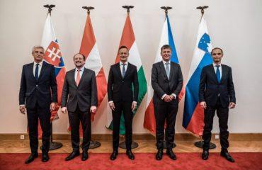 Σλοβενία: Ο Υπουργός Εξωτερικών Logar συμμετείχε στην συνάντηση της C5