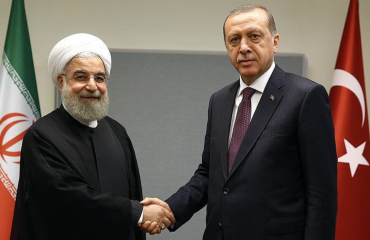 Τουρκία: Επικοινωνία Erdogan-Rouhani για την Παλαιστίνη- Ενότητα από τον ΟΙΣ ζήτησε ο Çavuşoğlu