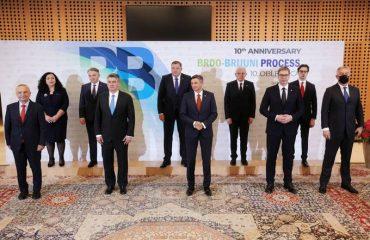 Κοινή δήλωση ενέκριναν οι συμμετέχοντες στη συνάντηση της διαδικασίας Brdo- Brijuni