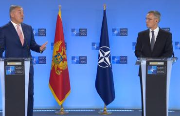 Το κοινοβούλιο του Μαυροβουνίου θα αποφασίσει για τη συμμετοχή του στρατού στην KFOR