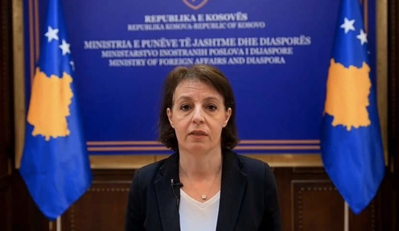 Gërvalla: Η απόσυρση των πρεσβευτών, ένα βήμα προς τη μεταρρύθμιση της διπλωματικής υπηρεσίας