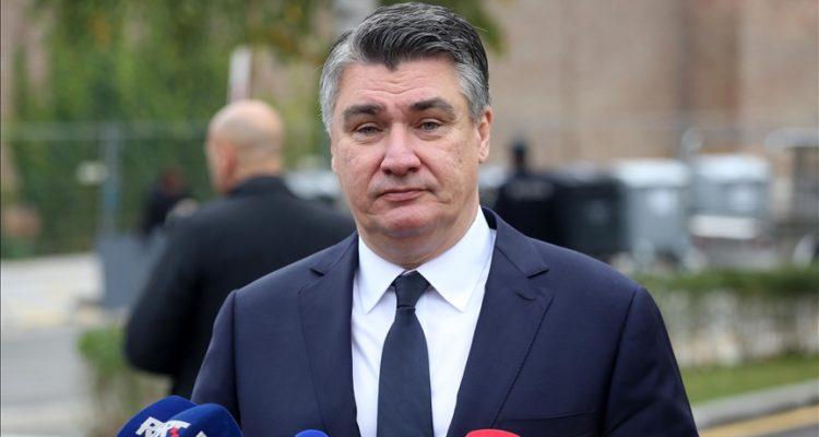 Δήλωση του Προέδρου της Κροατίας Milanovic προκάλεσε αντιδράσεις στη Βουλγαρία