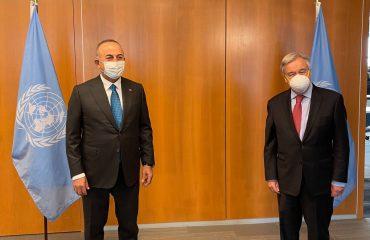 Τουρκία: Cavusoglu και Guterres συζήτησαν για την Παλαιστίνη