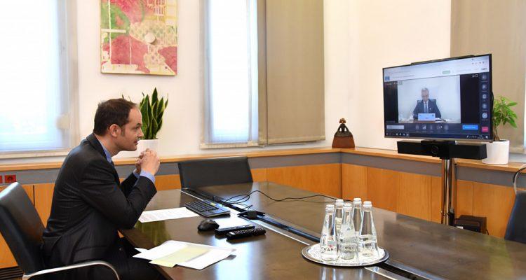 Σλοβενία: Ο Logar συμμετείχε στην 131η σύνοδο της Επιτροπής Υπουργών του Συμβουλίου της Ευρώπης