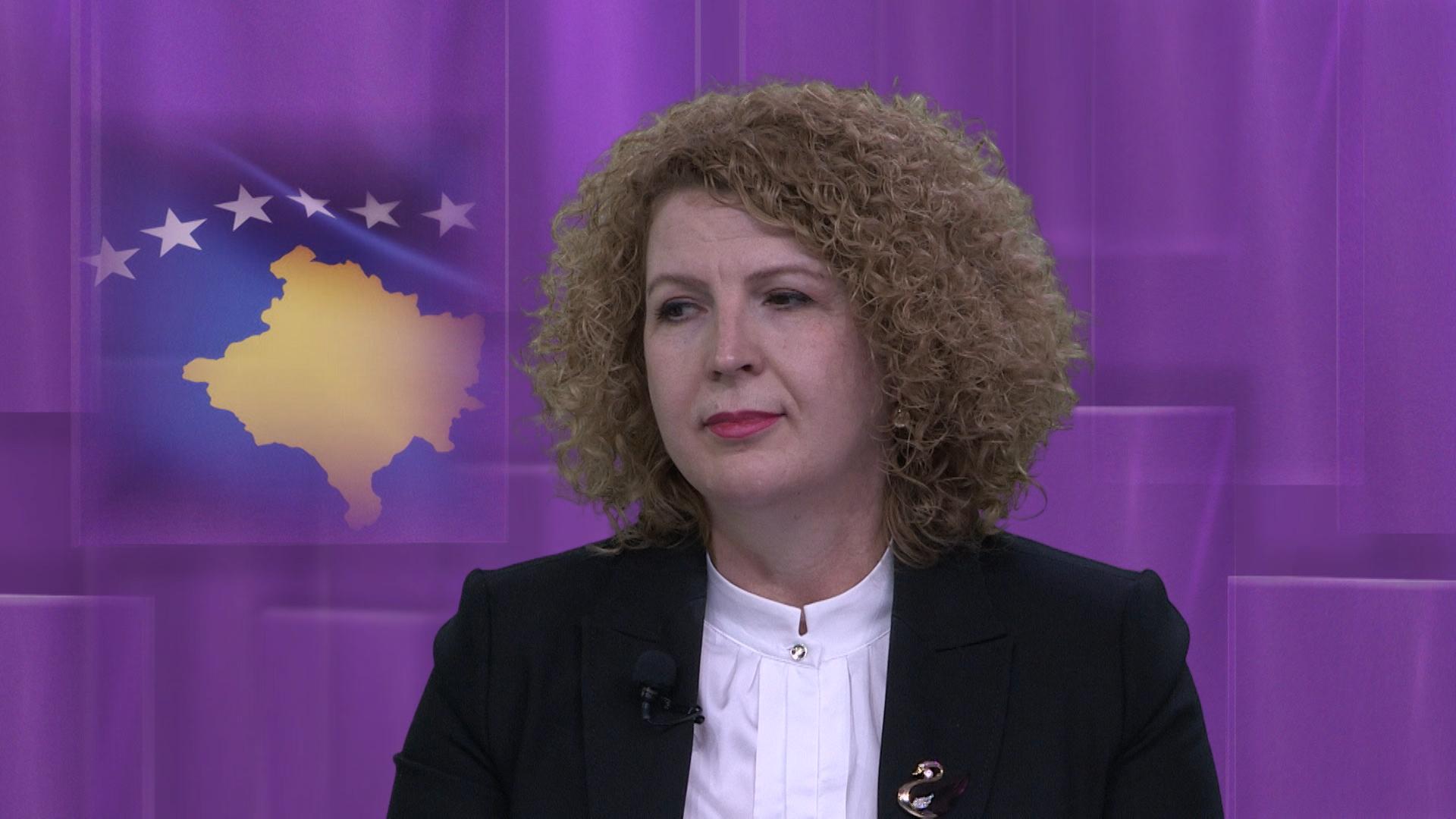 Hajdari: Δεν θα ήθελα να υιοθετήσω άμεσα μέτρα αμοιβαιότητας