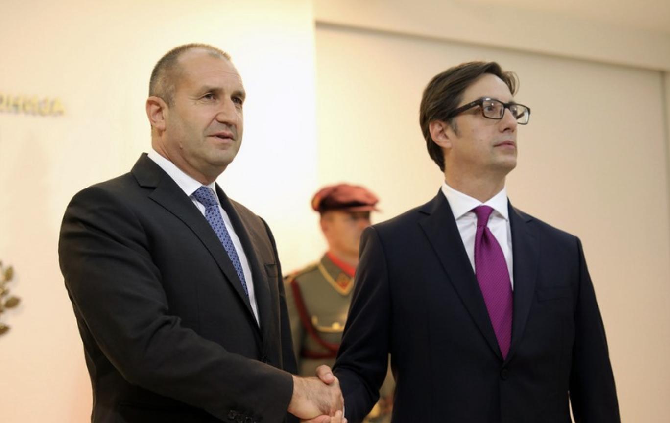 Βόρεια Μακεδονία: Ο Radev αναμένει να υπάρξει πρόοδος στις διαπραγματεύσεις τον Ιούνιο