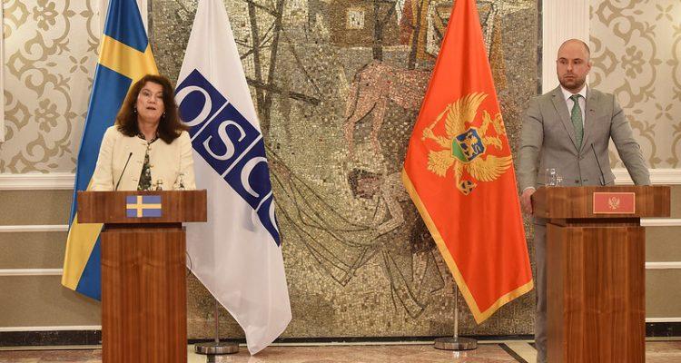 Το Μαυροβούνιο θα εφαρμόσει τις κυρώσεις κατά της Λευκορωσίας