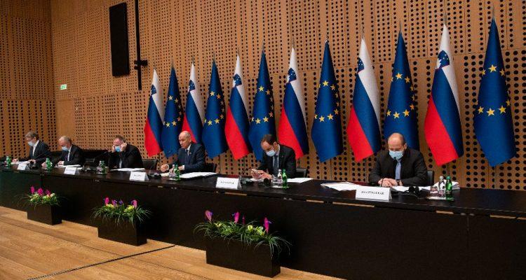 Σλοβενία: Ο Janša πραγματοποίησε συνάντηση με τον Sassoli