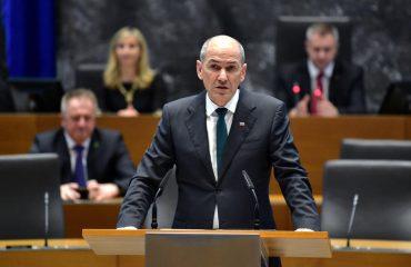 Σλοβενία: Ο Janša επέζησε άλλης μιας ψηφοφορίας σε πρόταση μομφής