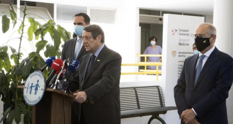 Αναστασιάδης: Η θετική ατζέντα της Τουρκίας στην ΕΕ απαιτεί θετική συμπεριφορά