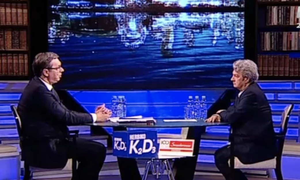 Vucic: Η Σερβία δεν πρόκειται να επιβάλει κυρώσεις εναντίον της Κίνας και της Ρωσίας