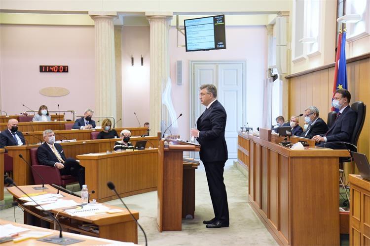 Κροατία: Ο Πρωθυπουργός απορρίπτει την πρωτοβουλία απομάκρυνσης του υπουργού Υγείας