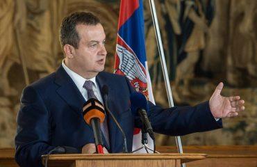 Σερβία: Ο Dačić την Πέμπτη με Brnabić και Popović για το Κεφάλαιο 23