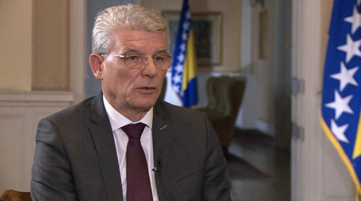 Džaferović: Οι σχέσεις πρέπει να στηρίζονται στις αρχές του αμοιβαίου σεβασμού