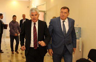 Β-Ε: Αντιπροσωπείες HDZ Β-Ε και SNSD συναντήθηκαν στη Banja Luka σχετικά με τις εκλογικές μεταρρυθμίσεις