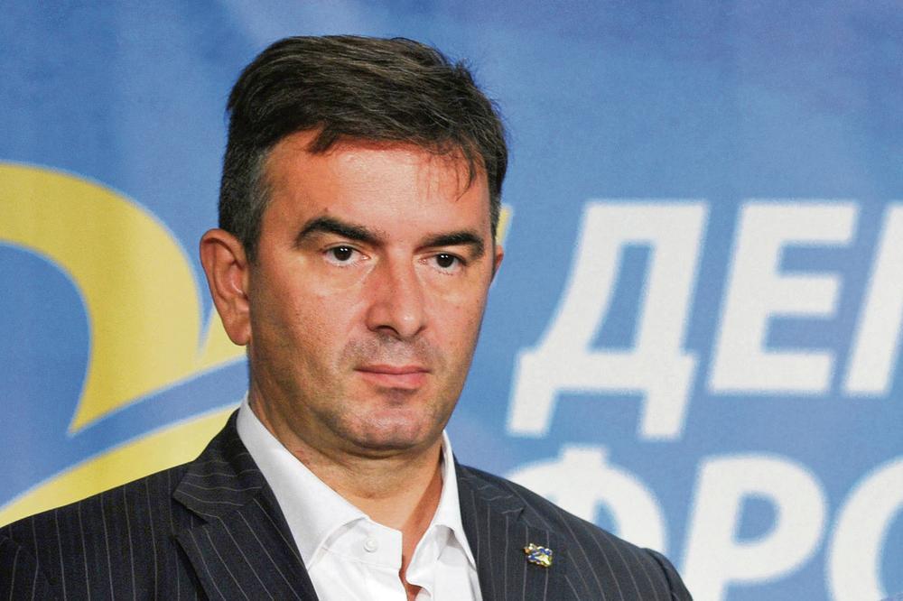 Μαυροβούνιο: Ο αρχηγός του PzP Nebojša Medojević παραιτήθηκε από βουλευτής