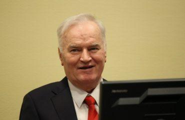 Β-Ε: Επιβεβαιώθηκε η ποινή ισόβιας κάθειρξης στον Ratko Mladić