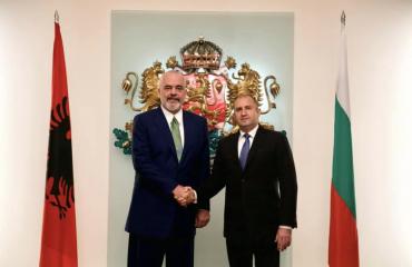 Rama: Βουλγαρία και Βόρεια Μακεδονία πρέπει να λύσουν μόνοι τους το πρόβλημα