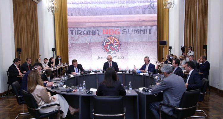 Ο Rama κήρυξε την έναρξη της συνόδου κορυφής των ηγετών των Δυτικών Βαλκανίων: Σχέδιο οικονομικής ανάκαμψης