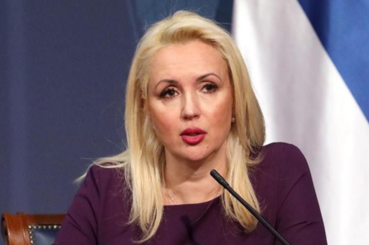 Η Πρίστινα απαγόρευσε στην Darija Kisić Tepavčević να εισέλθει στο Κοσσυφοπέδιο και τα Μετόχια