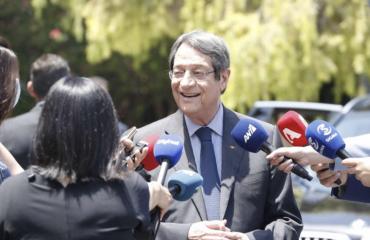 Κύπρος: Συναντήσεις με τους πολιτικούς αρχηγούς θα έχει την επόμενη εβδομάδα ο Πρόεδρος Αναστασιάδης