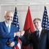 Αλβανία: Rama και Blinken συναντήθηκαν στις Βρυξέλλες