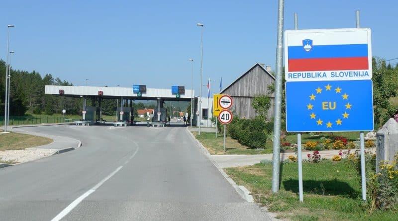 Οι Σλοβένοι τουρίστες είχαν προβλήματα κατά την επιστροφή τους στην πατρίδα από την Κροατία
