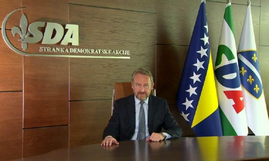 Β-Ε: Η Σερβία δεν είναι έτοιμη να αντιμετωπίσει το παρελθόν, είπε ο Izetbegović