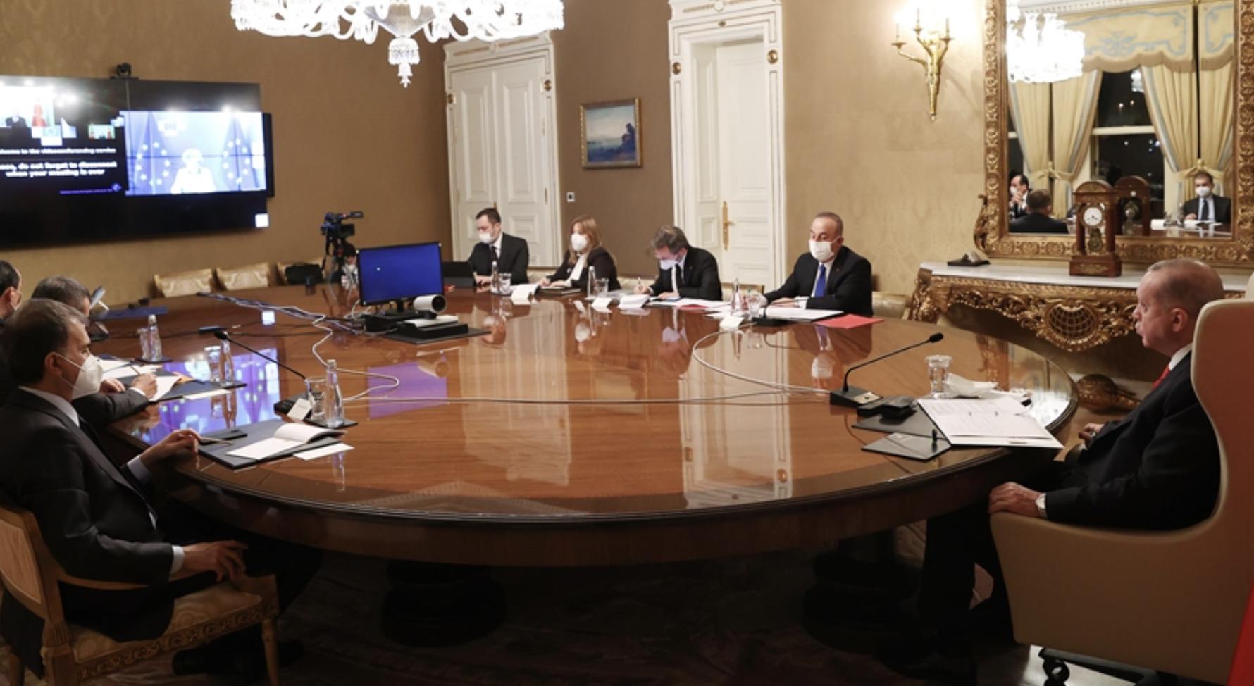 Τουρκία: Επικοινωνία Erdogan von der Leyen εν' όψη της Συνόδου Κορυφής της ΕΕ