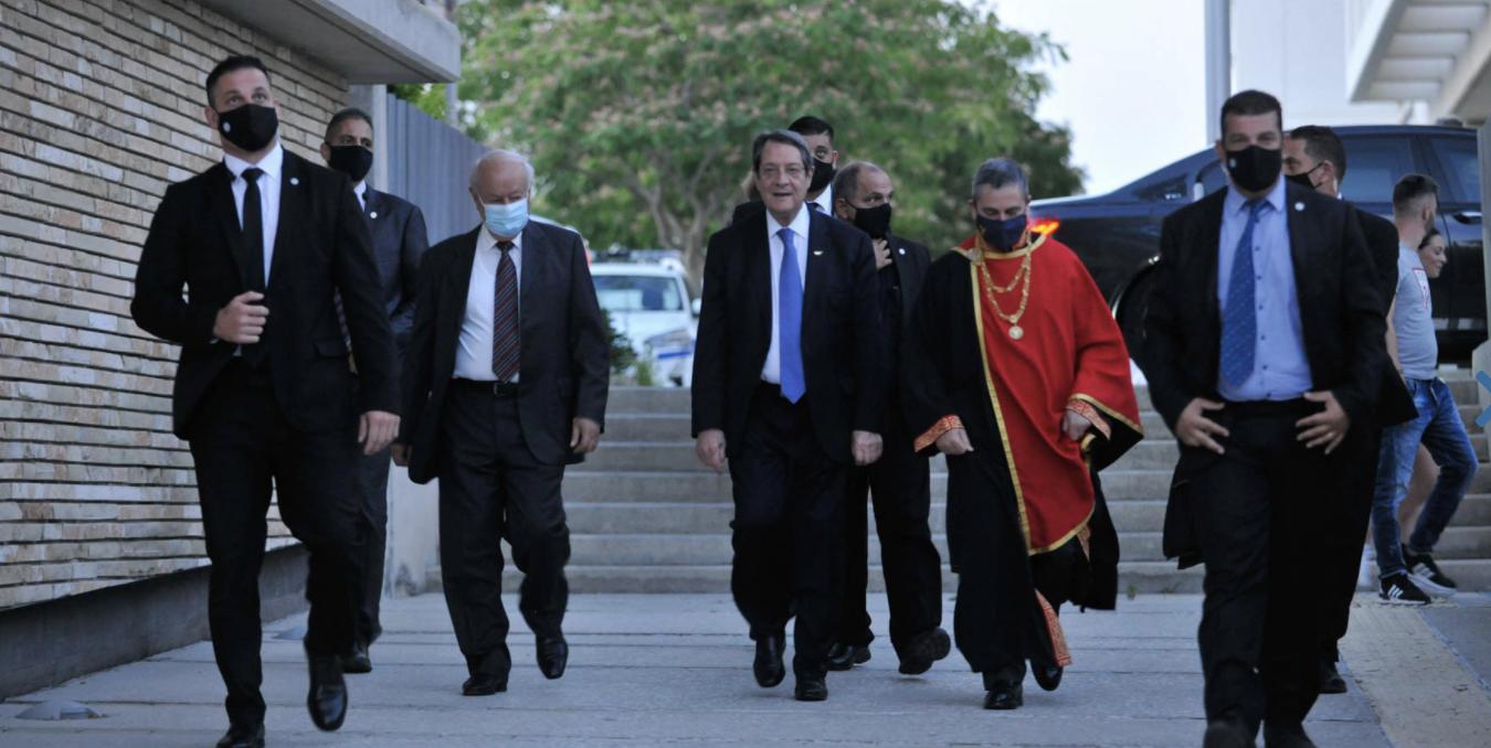 Κύπρος: Ατυχής κι απαράδεκτη όποια αναφορά για αυτοδιοικούμενες περιοχές, δήλωσε ο Αναστασιάδης