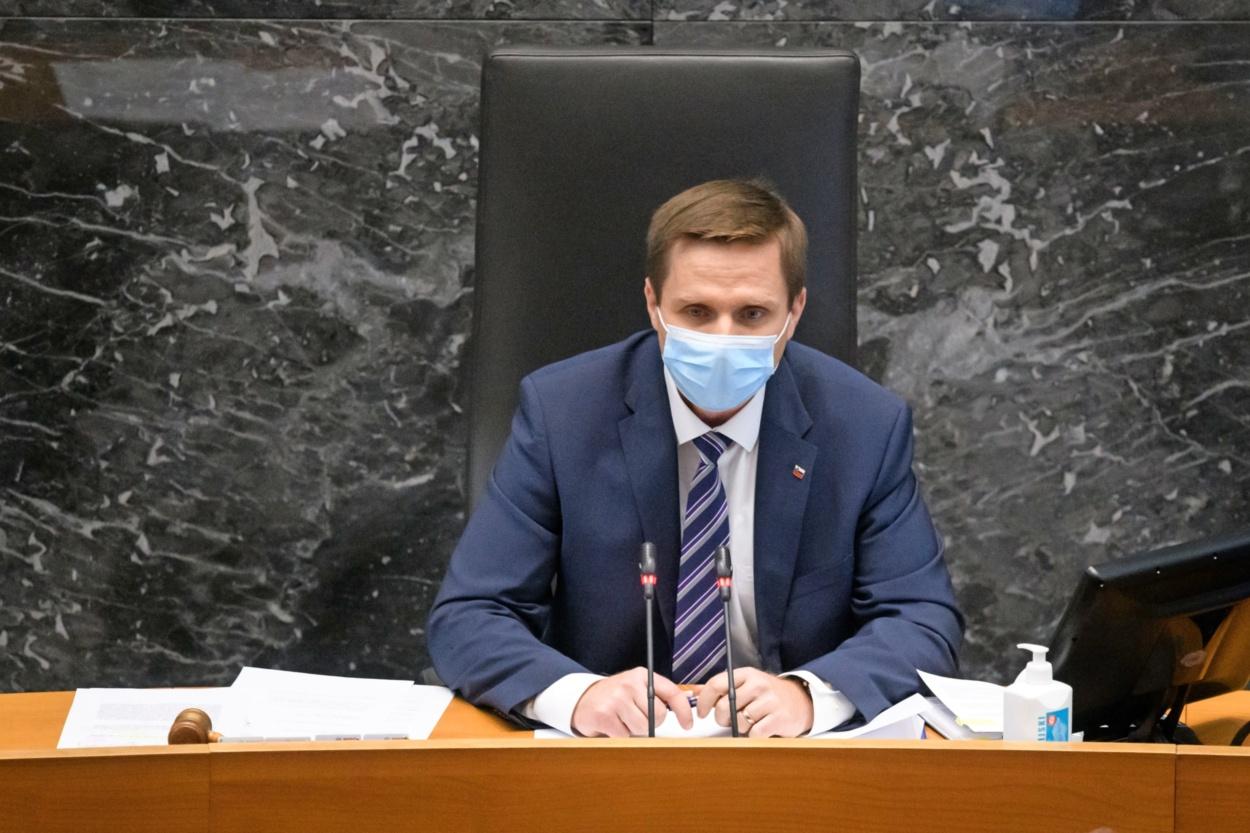 Ο Πρόεδρος του Κοινοβουλίου της Σλοβενίας είπε να επιταχυνθεί η διαδικασία διεύρυνσης
