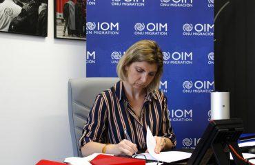 Β-Ε: Υποστήριξη CEB στον IOM στη διαχείριση μεταναστεύσεων