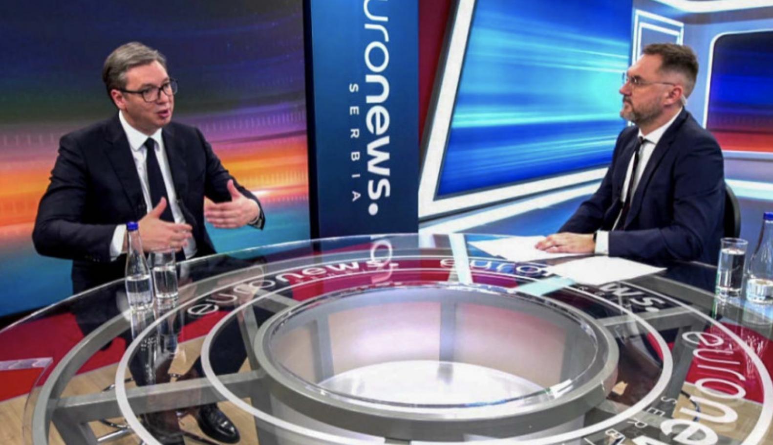 Vučić: Ο κόσμος θα αποφασίσει τον συμβιβασμό με το Κοσσυφοπέδιο και τα Μετόχια